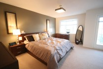 Photo: Master bedroom
