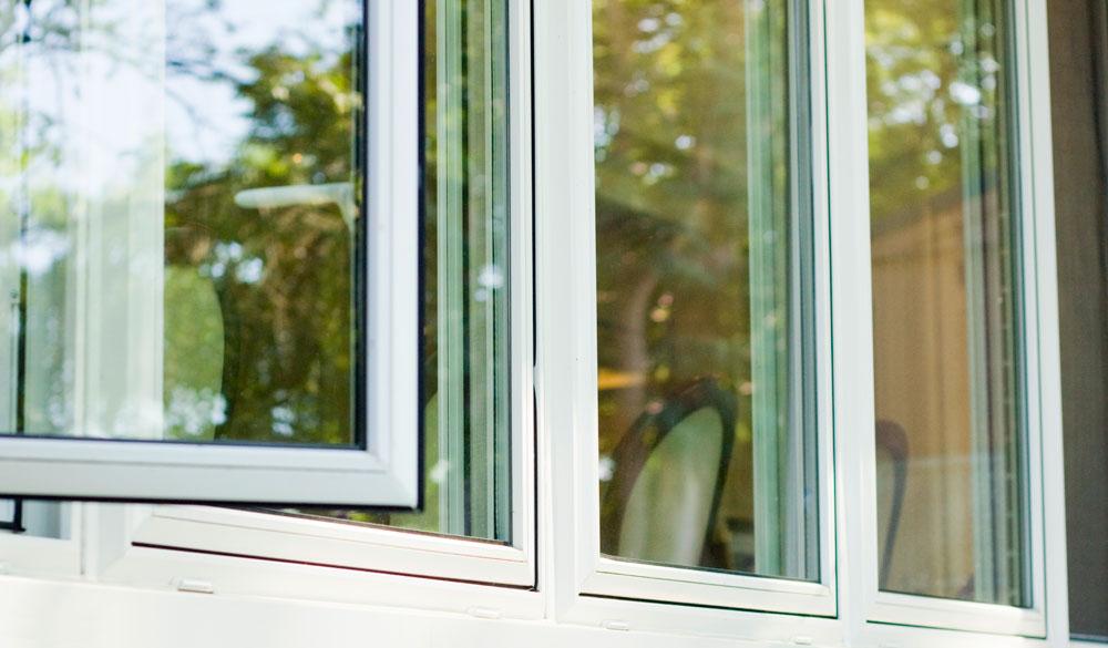 Exterior casement windows by Magic Window Innovations