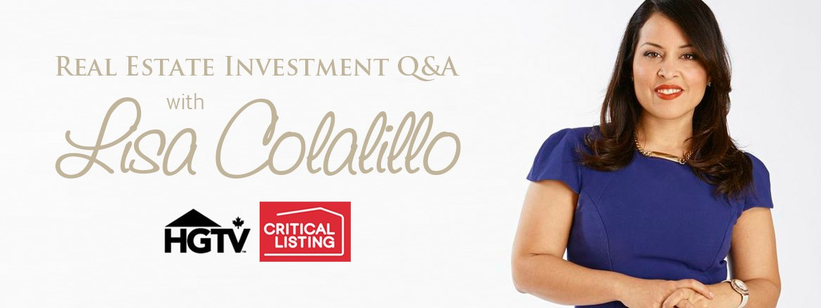 Real Estate Investment Q&A with Lisa Colalillo