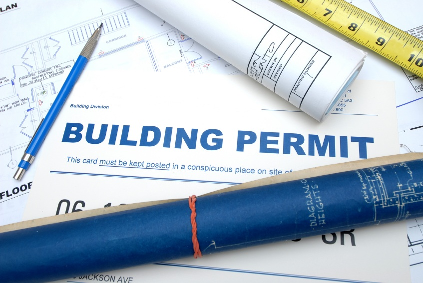 Getting a building permit