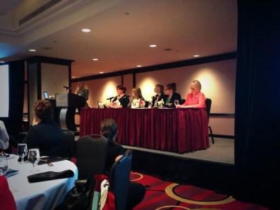 BlogPodium Keynote Panel