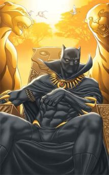 Black Panther via marvel.wikia.com