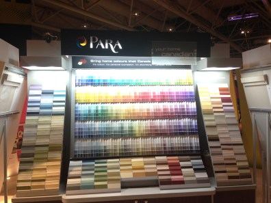 PARA Paints at IDS 2014