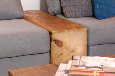 Dreamhhouse Project - barn beam sofa insert