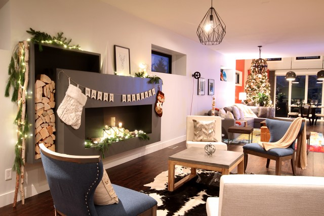 The Dreamhouse Project | Have Yourself a Canadian Little Christmas Home Tour