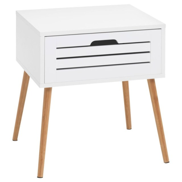 BROBY Nightstand via Jysk