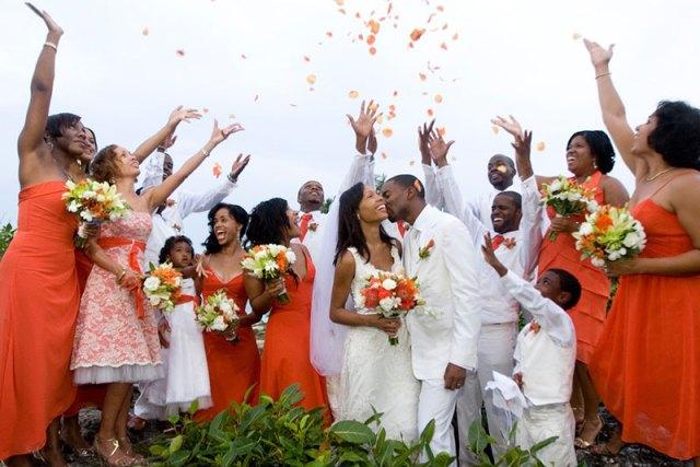 Tash & Kes wedding