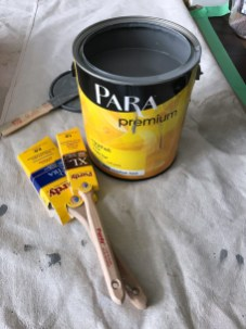PARA Paint tinted in Color Journeys Philosophical (412E)