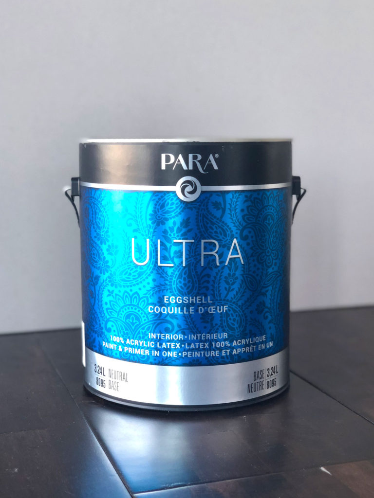 PARA is always our favourite and go-to brand of paint