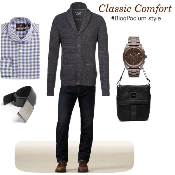 Classic Comfort #BlogPodium style