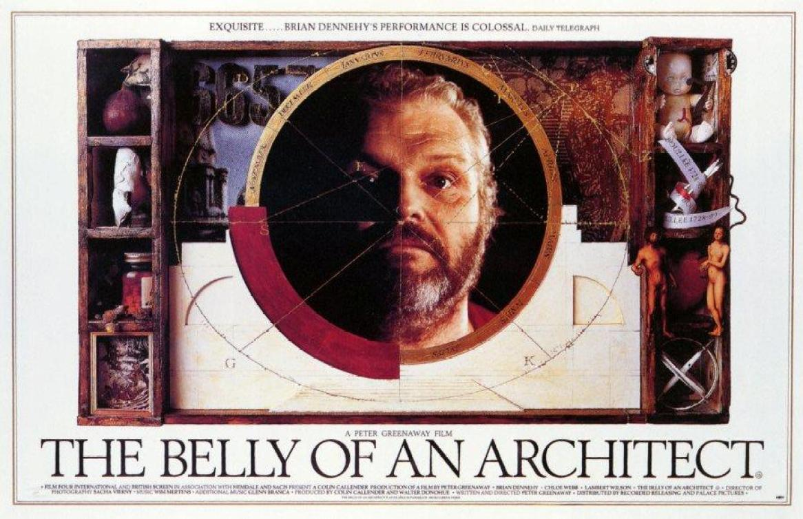 The Belly of-An Architect (Poster)