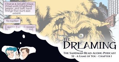The Dreaming - 29 - The Sandman 32 - Titlecard