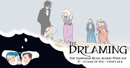 The Dreaming 33 - Sandman 37 - Titlecard
