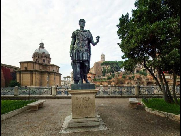 bronze-statue-julius-caesar