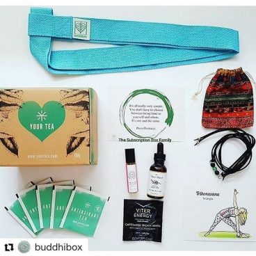 BuddhiBox Yoga edition