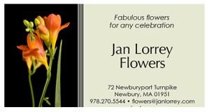 Jan Lorrey Flowers