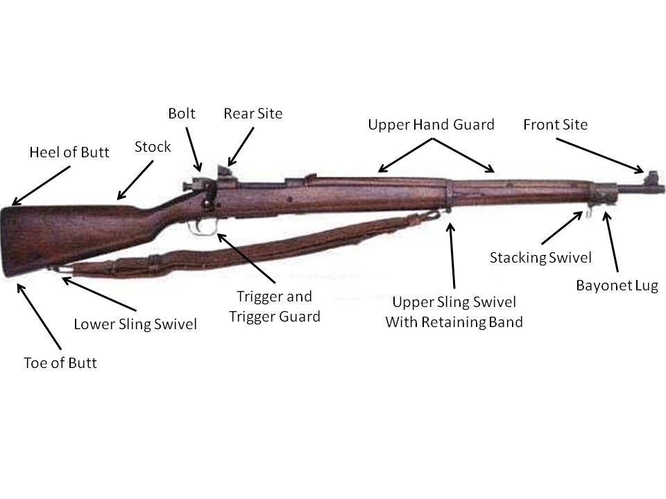 Daisy drill rifle