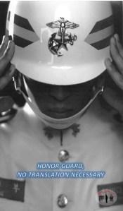 honor guard training