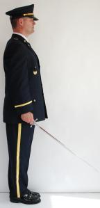 Sword Manual of Arms
