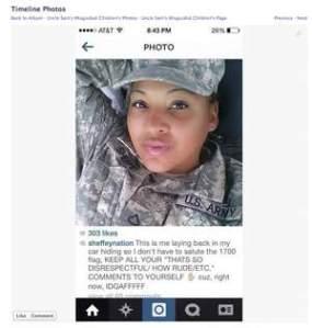 Soldier Disrespect selfie