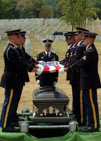 Army Pall Bearers