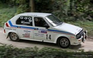 Citroen AX Rally Goodwood Festival of Speed 2014