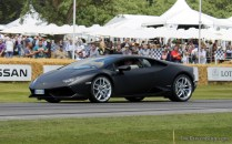 Lamborghini Huracan Goodwood Festival of Speed 2014