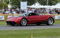 Pagani Huayra Goodwood Festival of Speed 2014
