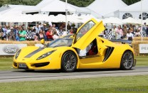 Sin Goodwood Festival of Speed 2014