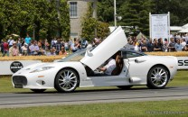 Spyker Goodwood Festival of Speed 2014