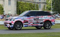 Range Rover Sport Goodwood Festival of Speed 2014