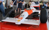 Ayrton Senna McLaren F1 Goodwood Festival of Speed 2015