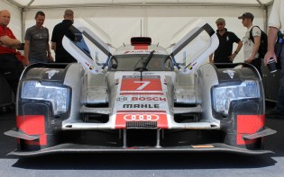 Audi R18 e-Tron Quattro Le Mans Goodwood Festival of Speed 2015