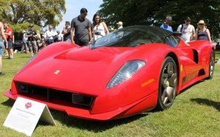 Ferrari P4/5 Pininfarina Goodwood Festival of Speed 2015