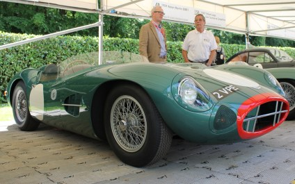 Aston Martin DBR2 Goodwood Festival of Speed 2015