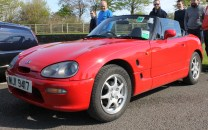 Suzuki Cappuccino Goodwood Breakfast Club Soft Top Sunday May 2016
