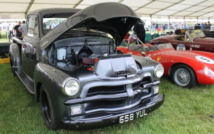 Truck Cholmondeley Power and Speed 2016
