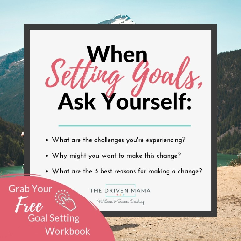 Goal Planning Success Tips