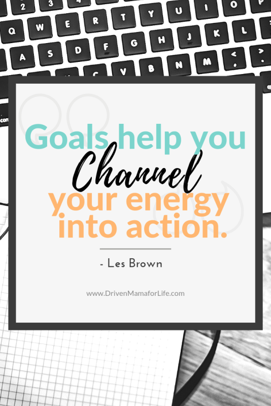 Goals Into Action - Blog Pinterest Images (2)