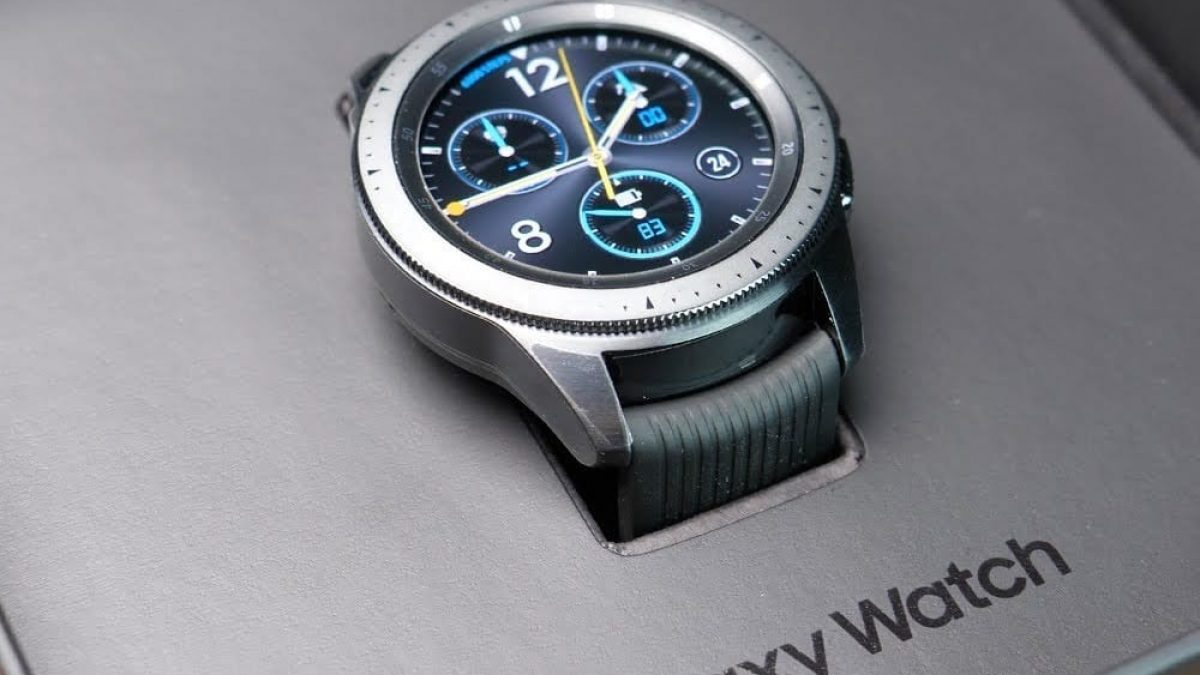 Samsung Galaxy Watch 2 Or 3 Release Date Price News And Rumors