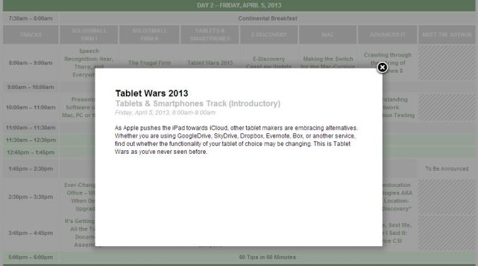 Tablet Wars 2013