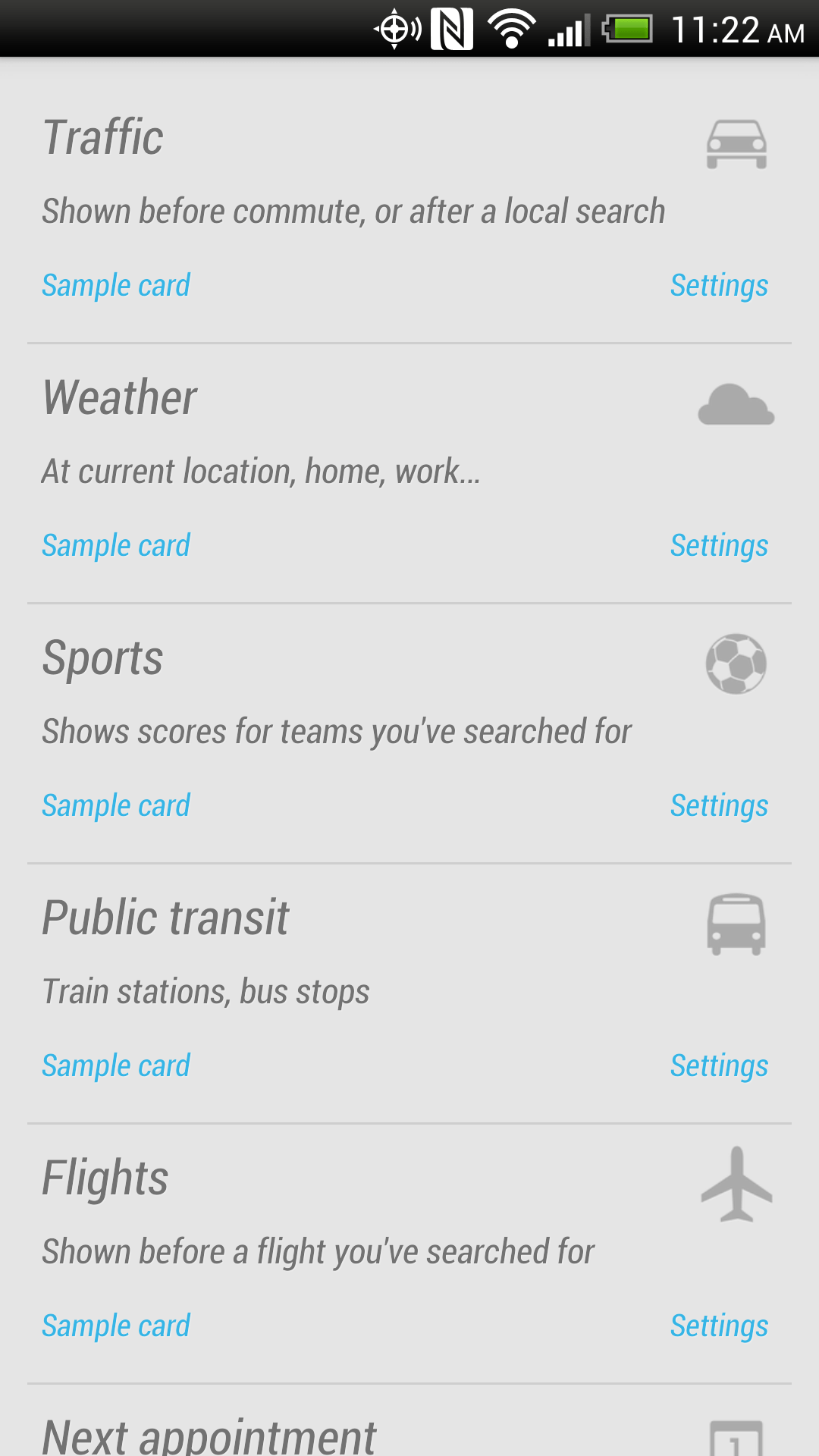 Google Now and Voice Search Sweeten the Android Experience