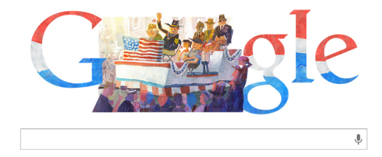 Google Veteran's Day