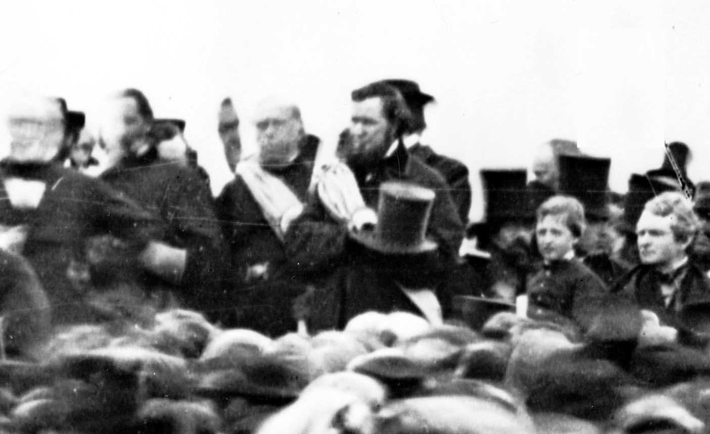 This Day In History Gettysburg Address The Droid Lawyer