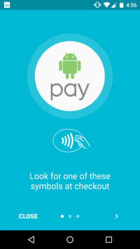 Android Pay Tap 1