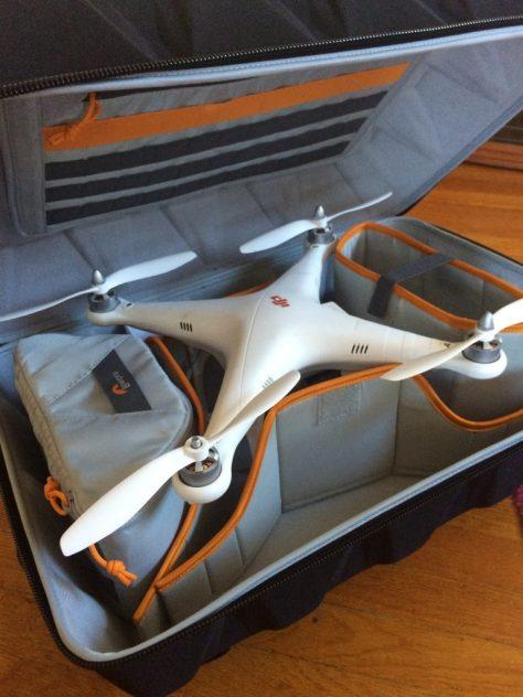 lowepro drone case phantom