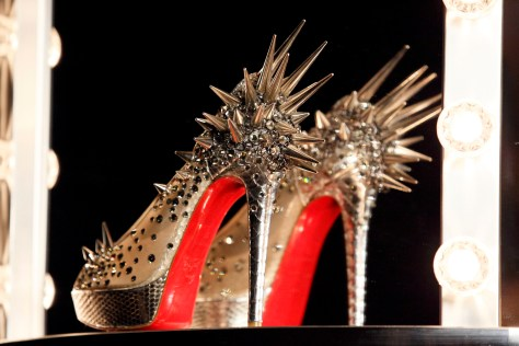 parrot ceo Christian Louboutin shoes  henri seydoux