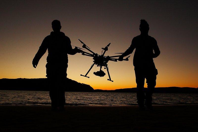 part 107 commercial drone