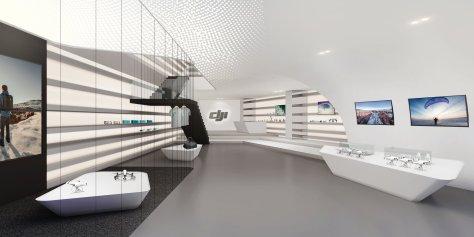 dji hong kong flagship store