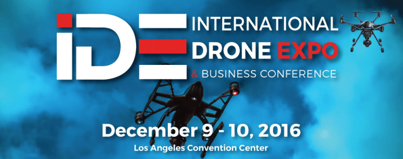 international drone expo